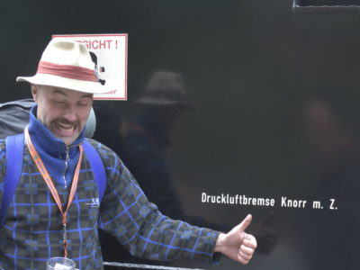 Sängerfahrt 2018 | Foto: LyBer